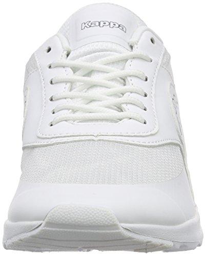 Sneakers Da Donna Kappa Milla Bianche (1010 Bianche)