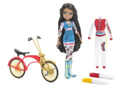 Moxie Girlz Art - Moxie Girlz Art-titude Dollpack - Sasha