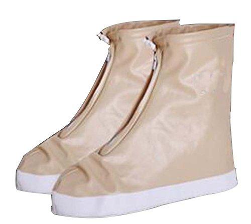 Pluie couverture Wear Brown Noir Housse Chaussures étanche chaussures antidérapante rrpxZq6