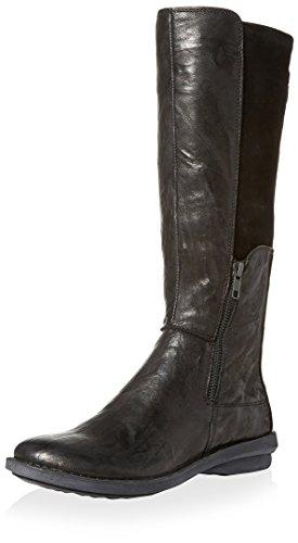 Khrio Women Sugar Tall Boot Nero / Nero