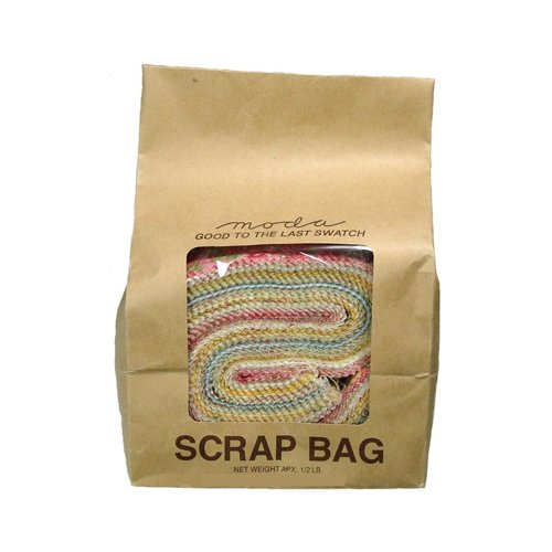 Moda Fabrics Scrap Bag (Notions Bag)