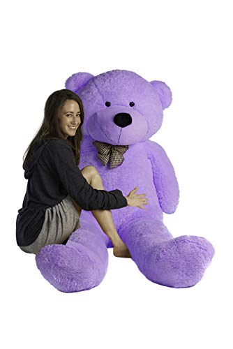 Mr. Bear Cares Giant Stuffed 80