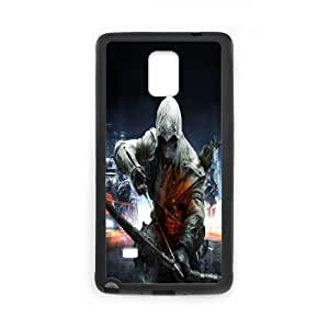 Assassin's Creed Samsung Galaxy Note 4 Cell Phone Case Black&Phone Accessory STC_940765