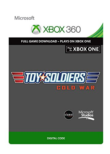 Toy Soldiers: Cold War - Xbox 360 Digital Code (Soldiers Xbox Toy)