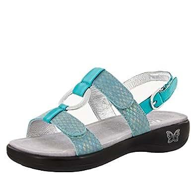 Amazon.com | Alegria Women's Verona Sandal | Sandals
