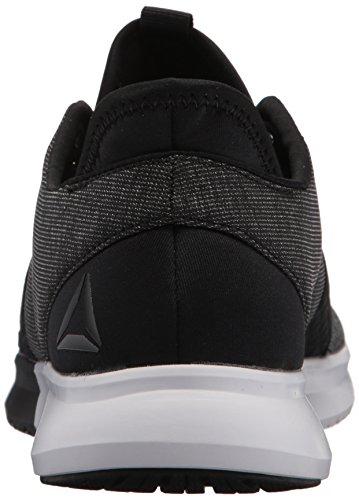 Reebok Vrouwen Trilux Lopen Pnt Sneaker Prnt - Zwart / Wit