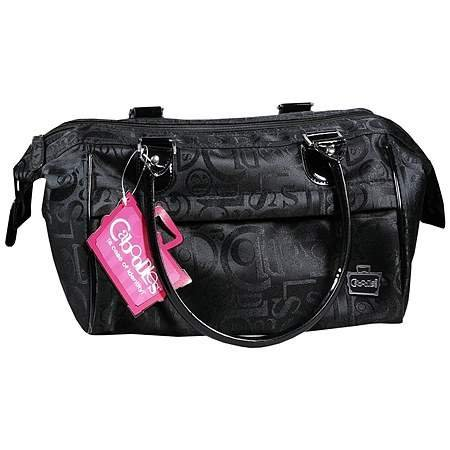 Caboodles Carriers Envy Bag Black - 3PC by