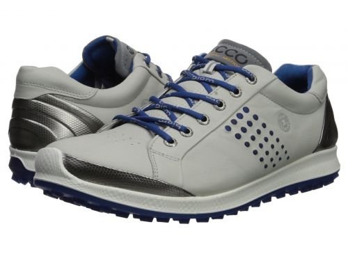 ECCO Golf(エコー ゴルフ) メンズ 男性用 シューズ 靴 スニーカー 運動靴 Biom Hybrid 2 Hydromax(R) - Concrete/Royal [並行輸入品] B07BMQ2VVZ