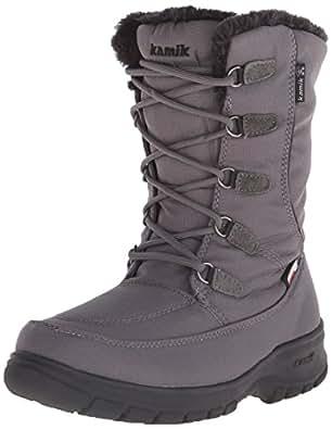 Amazon.com | Kamik Women's Brooklyn Winter Snow Boot