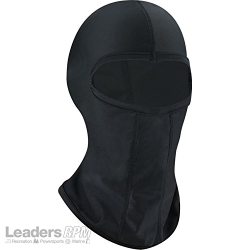 Ski-Doo New OEM Snowmobile Basic Face Mask Balaclava 4474490090 Black One Size (Skis Doo Snowmobile For Ski)