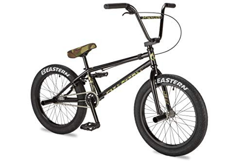 Eastern Bikes 00-191290 Shovelhead BMX Bikes, Black (Eastern Bike Bmx)