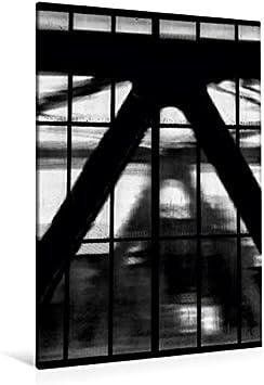 Premium Textil-Leinwand 80 cm x 120 cm de altura, Berlín, Südkreuz š Wandbild, imagen en Keilrahmen, Fertigbild en verdadera lienzo, Leinwanddruck (CALVENDO Orte);CALVENDO lugares