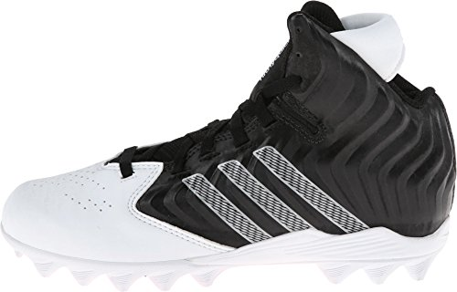 Tacchetti Da Calcio Adidas Filthyquick Md Juniors 3 Nero-platino-bianco