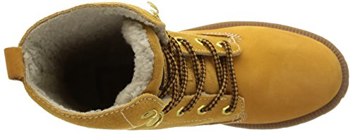 Golden Donna Tan 35aa305 Giallo Dockers Stivali CqwCIY