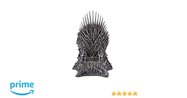 Dark Horse Deluxe Game of Thrones: Iron Throne Business Card Holder Multicolor