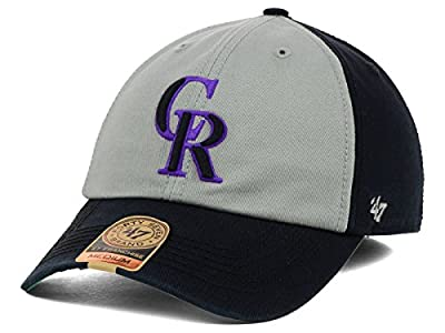 Colorado Rockies 47 MLB VIP FRANCHISE Cap Hat