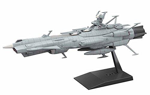 Bandai Mecha Collection Space Battleship Yamato 2202 U.N.C.F. AAA-1 Andromeda Model Kit (Space Battleship)