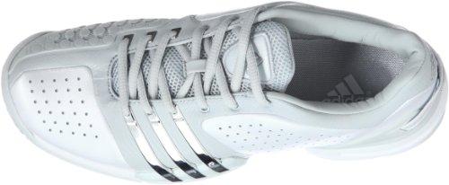 adidas Barricade ADILIBRILLA Scarpe da Tennis da Donna Bianco, 40 2/3