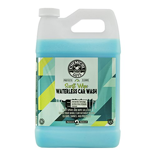 - Chemical Guys CWS209 Swift Wipe Waterless Car Wash, 128. Fluid_Ounces