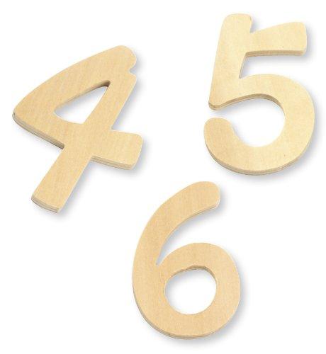Rayher 6196100 Holz-Zahl 6 6 cm wurde ersetzt durch: 62231000