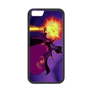 iPhone6 Plus 5.5 inch Phone Case Black Aladdin Jafar JHI2320046
