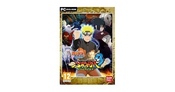 Amazon.com: Naruto Shippuden: Ultimate Ninja Storm - 3 Full ...