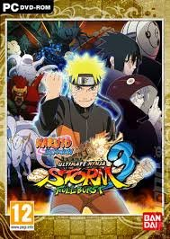 Naruto Shippuden: Ultimate Ninja Storm - 3 Full Burst (PC) (Naruto Shippuden Ultimate Ninja Storm Full Burst Pc)