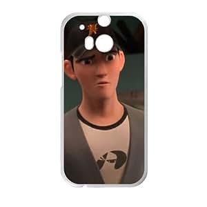 Big Hero 6 Character Tadashi Hamada Htc One M8 Cell Phone Case White DAVID-264834