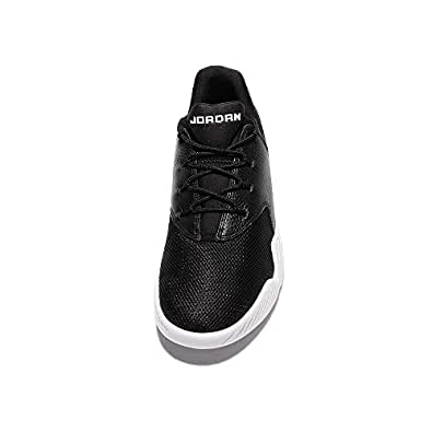 Jordan Men's J23 Low Basketball Shoes Black/White 7.5