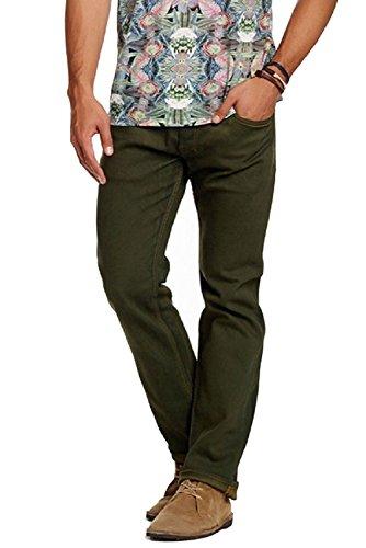Diesel Safado Trouser Slim Straight Leg Jean Green (30)