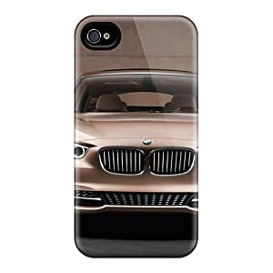 Fashionable Style Cases Covers Skin For Iphone 4/4s- Bmw 5 Seriesgrantu