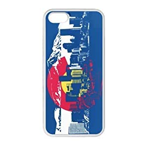Generic Colorado State Flag Hard Plastic Case for iPhone 4/4S