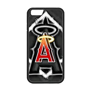Los Angeles Angels Back Design for 4.7 inch Screen iPhone 6 TPU Case (Laser Technology)-by Allthingsbasketball