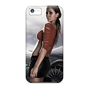 New Style Favorcase Hard Cases Covers For Iphone 5c- Need For Speed Prostreet Girl 2