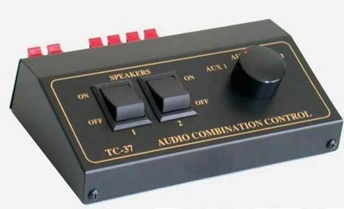 TCC TC-37 3/2 Way Source/Speaker