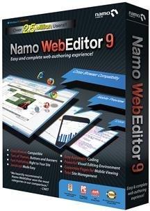 namo webeditor 9