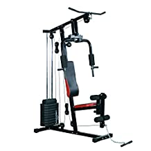 Soozier Heavy Duty Home Gym Body Strength Weight Training Fitness Exercise Machine Keywords: Home gym system