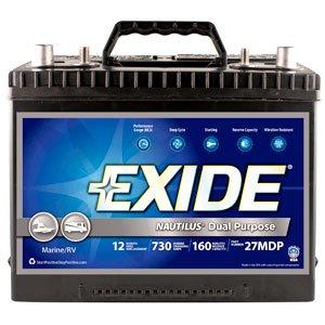 exide battery deep cycle - 1