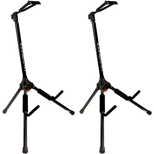 Ultimate Support GS-200 Guitar Stand - 2-Pack Bundle