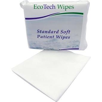 Secado Suave Paciente Toallitas limpiadoras - 20 x 100: Amazon.es: Industria, empresas y ciencia