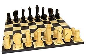 Berliner Wood Chess Set w/ Basic Board