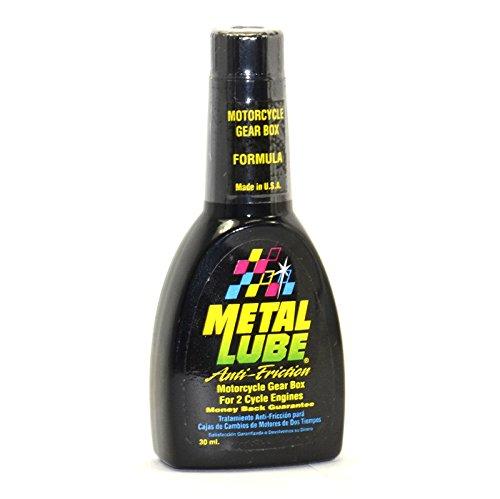 Aditivo Metal Lube Fó rmula Transmisiones Motos 2T/4T 30 ml. 30 CCF