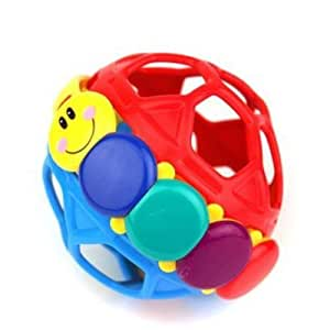 Children's Flexible Ring Hand Holding Ball and Pinching Ball Toy