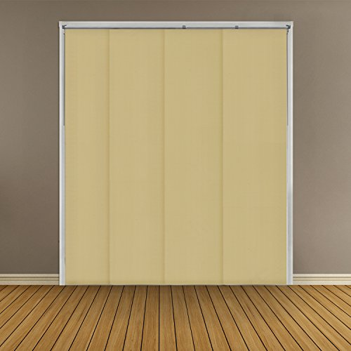 Chicology Adjustable Sliding Panel Fabric