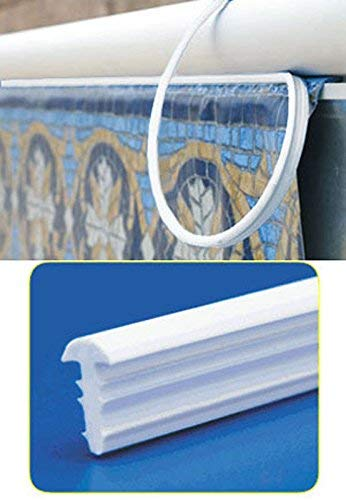SuperDi Quaker Plastic 120ft Roll QP1562 Swimming Pool Liner Lock (Inground Liners Pool)