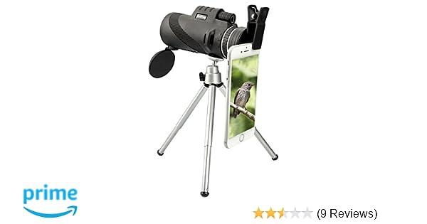 Amazon.com: monocular telescope 4 in 1 kit hd 40x60 optical