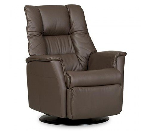 41yr4CPEPOL - IMG-Verona-Manual-Swivel-Glider-Relaxer-Recliner-Small-Compact-Size-in-Savauge-Truffle-Leather