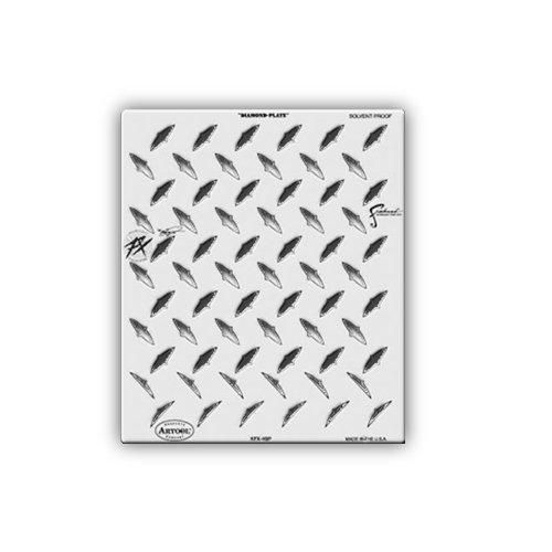 Artool Freehand Airbrush Templates,  Dia - Airbrush Plate Shopping Results