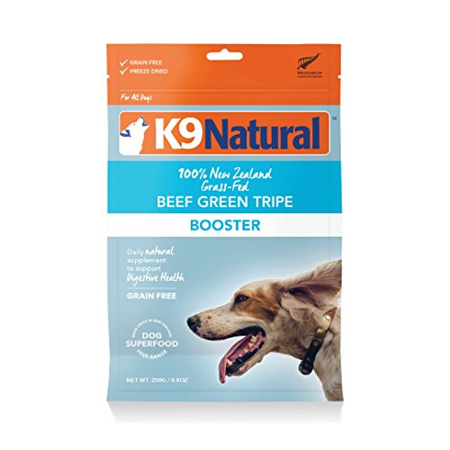 (K9 Natural Freeze Dried Dog Food Topper By Perfect Grain Free, Healthy, Hypoallergenic Limited Ingredients For All Dog'S - Raw, Freeze Dried Mixer (Beef, 8.8Oz))