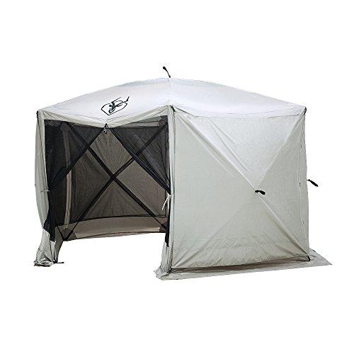 Gazelle Pop-up Portable Gazebo Screen Tent Wind Panels (Pack of 3)